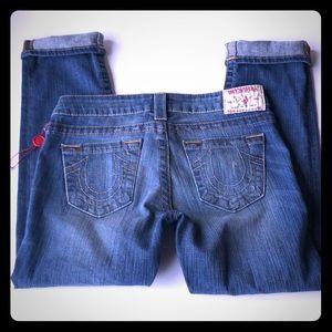 True religion women's jeans size 27 never worn